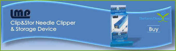 Buy LMP Clip&Stor Needle Clipper and Storage Device