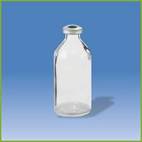 Clear Sealed Sterile Glass Vial 20ml